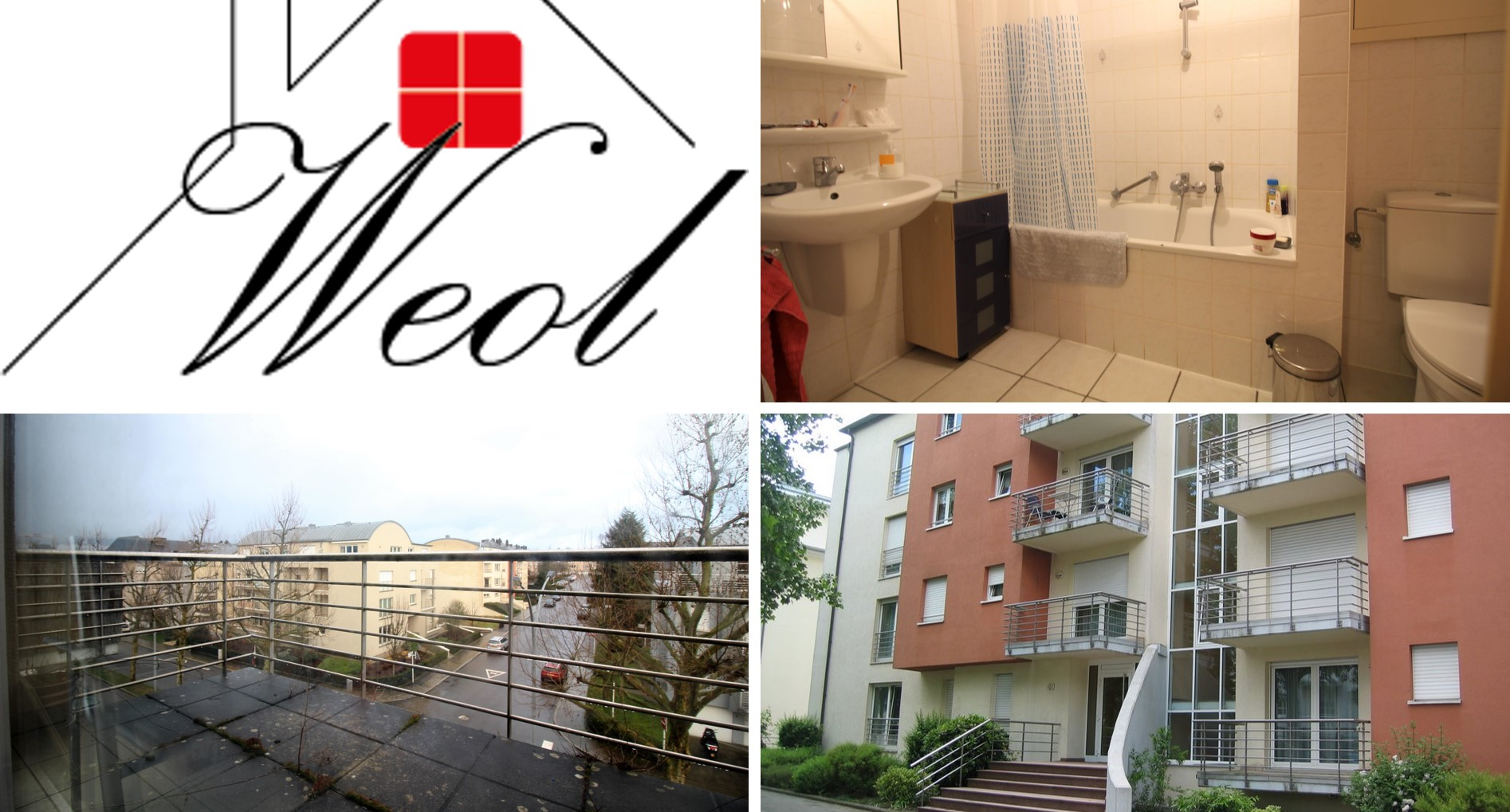 Chambre en location luxembourg bonnevoie weolweol for Chambre luxembourg