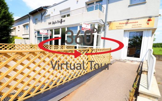 Commercial proprety for sale, MOUTFORT -- Virtual tours 3D ultra-realistic