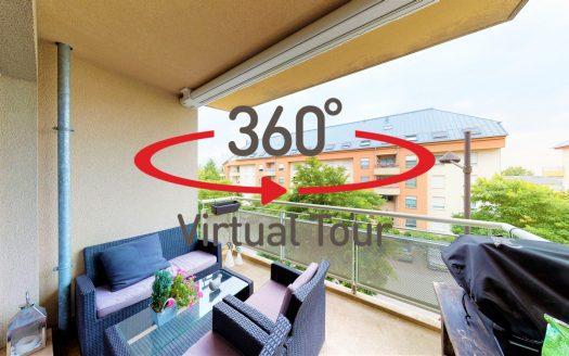 Visite virtuelle 3D ultra réaliste -- Appartement en vente, LUXEMBOURG-CENTS