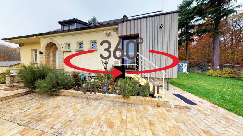 Virtual tours 3D ultra-realistic - House for sale, Leudelange