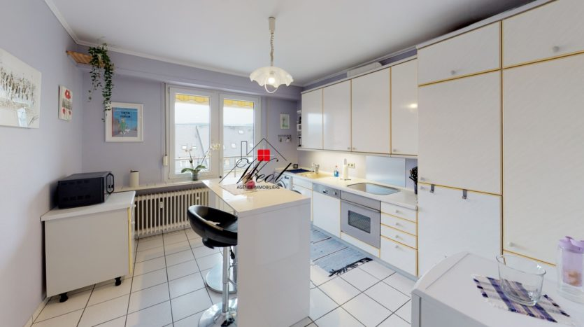 Apartment for rent, WALFERDANGE - Virtual tours 3D ultra-realistic.