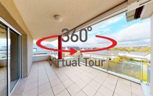 Penthouse en vente, LUXEMBOURG-CENTS - Visite virtuelle 3D ultra réaliste