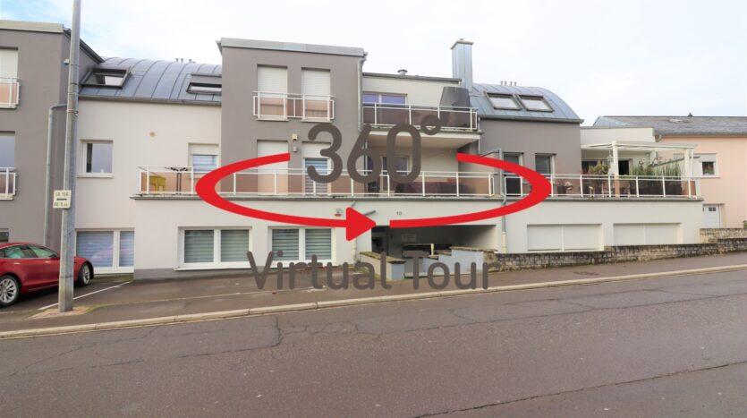 Appartement en vente, Aspelt / Visite virtuelle 3D ultra réaliste