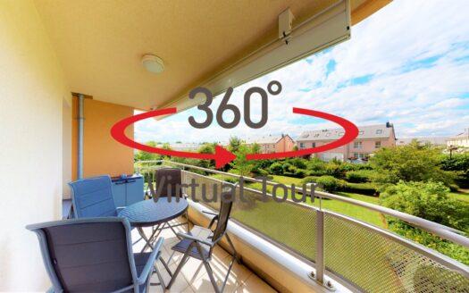Appartement en vente Luxembourg-Cents - Visite virtuelle 3D ultra réaliste